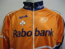 AGU RABOBANK Cycling Team Jersey Shirt UCI Pro Tour ca158805f