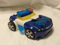 Chase Energize Rescue Bots Police Car Transformers Playskool Heroes Hasbro