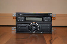 Nissan Versa Radio AUX MP3 iPod CD Disc Player Stereo