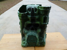 Vintage 1980s Masters Of The Universe He-Man, Castle Grayskull, with extras