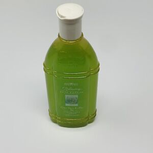 Bath & Body Works Green Clover & Aloe Relaxing Bubble Bath Discontinued New