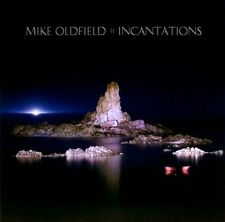 Incantations by Mike Oldfield (CD, Jul-2011, Mercury)