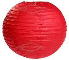Wholesale 10inch Red Chinese Paper Lantern  Wedding Birthday  Decorations 5PCS