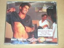 CD SINGLE PROMO 1 TITRE / ANGELIQUE KIDJO / AZAN MAN KPE / NEUF SOUS CELLO