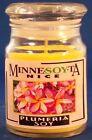 Plumeria Soy Candle, 5oz Apothecary Jar
