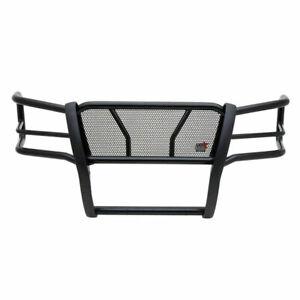 Westin HDX HD Grille & Brush Guard Black for Chevy Silverado 1500 03-07 SC/EC/CC