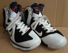 2011 *Nike Lebron* Size:6y Black & White Basketball Shoes (VGC) Need Insoles!