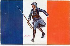 XAVIER SAGER. LES DRAPEAUX ALLIéS. FLAGS ALLIES. LA FRANCE. FRENCH FLAG