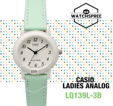 Casio Standard Analog Watch LQ139L-3B