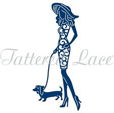 Tattered Lace Dies - Springtime Stroll TLD0047