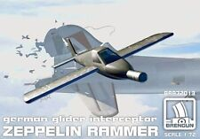 Brengun 1/72 Model Kit 72013 Zeppelin rammer (2 kits in box) !