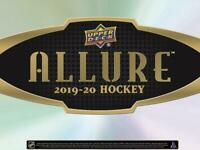 2019-20 Upper Deck Allure 19-20 UD NHL Hockey Trading Cards Pick From List