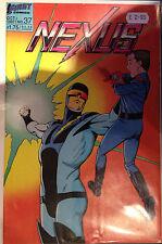 Nexus #37 VF Nm- 1st Estampado First Comics
