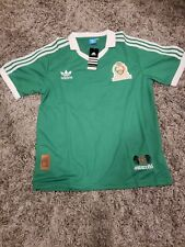 Mexico Jersey 1986 World Cup
