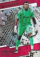 2017 Panini Revolution Soccer - Astro Parallel - AFC Ajax - 142-149