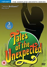 TALES OF THE UNEXPECTED COMPLETE SERIES 7 DVD Seventh Season Jane Asher NEW R2