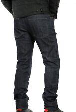 Denim regular tex pants blu