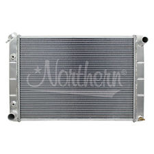 205029 Northern 79-93 Ford Mustang Crossflow Aluminum Radiator with A/T