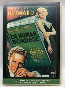 Of Human Bondage - DVD - AusPost with Tracking