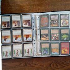 MTG / MAGIC : Collection édition Vision VO+VF (40Rares /  50 uncos + communes)