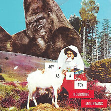 "Joy as a Toy : Mourning Mountain VINYL 12"" Album (2017) ***NEW*** Amazing Value"