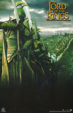 LOT OF 2 POSTERS:MOVIE REPRO:  LORD OF THE RINGS - ELVEN WARRIORS  #3567 RC15 F