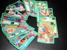 Japan Dragonball Dragon ball Z Power Level Battle 11 Regular Card Carte Set