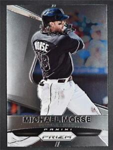 2015 Panini Prizm #6 Michael Morse - NM-MT