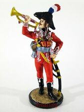 Tin Soldiers 54mm Trumpeter Regiment dromedaries France 1801-02 Hand painted N-9