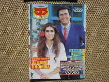 TORINO JUVENTUS POSTER SQUADRE CALCIO 1986/87 SU ONDA TIVU #39