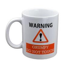 Warning Grumpy Before Coffee Design Mug - XCMN287