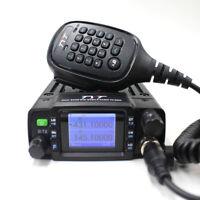 TYT TH-8600 Mini Dual Band Transceiver 136-174/400-480MHz 25W Amateur Car Radio