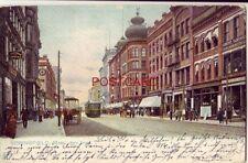 "pre-1907 Tuck & Sons Series 1058 ""SPRINGFIELD, MASS."" MAIN STREET 1905"