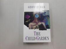 The Child Garden by Geoff Ryman! (1989, HC, Unwin Hyman)! 1st UK printing! LOOK!