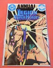 Legion of Super Heroes Annual #3 (1984)