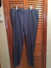 TOPMAN MEN'S DRESS PANT - STEEL BLUE/GREY BLUE - NEW - SIZE 36R