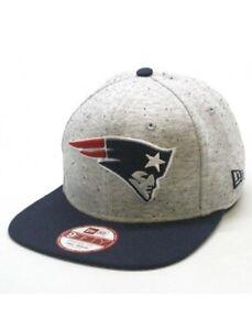 New England Patriots New Era Team Rogue Speckle 9FIFTY Adjustable Snapback Hat