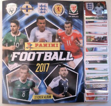 Non-stuck 2017 Season Sports Loose Stickers&Albums