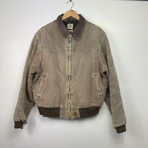 Vintage Brown Carhartt Jacket