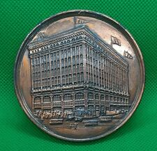 1912 L. Bamberger & Co store opening -  Vintage U. S. Medal
