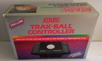 ATARI 2600 TRACKBALL CONTROLLER REDS LETTERS  Brand New NOS RARE
