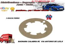 KIT 3 DISCHI FERRO PIAGGIO VESPA SPECIAL PK HP ET3 cc 50 OE 279478