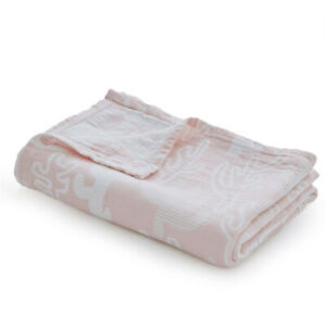Pure cotton blanket air conditioning quilt 100% cotton 3 layers gauze blankets