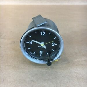 OEM MG MGB Quartz Dashboard 12 Hour Clock VDO 0003 218/32/1 12.76 Original Part