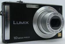 Panasonic LUMIX DMC-FS5 10.1MP Digital Camera - Black