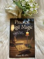 Practical Sigil Magic: Creating Personal Symbols for Success by Frater New