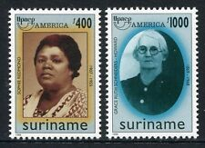 Suriname 1998 UPAEP Donne Women 1659-1660 ** MNH