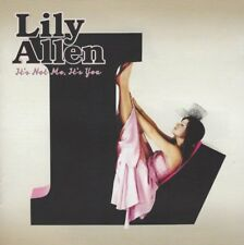Lily Allen - It's Not Me, It's You CD incl. The Fear, Not Fair, Fuck You, 22 a.m