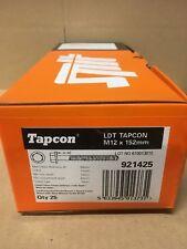 SPIT TAPCON LDT M12x152MM CONCRETE SCREWS 25pack (921425)