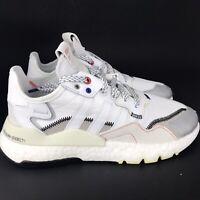 Adidas Originals Nite Jogger Mens Running Shoes Orbit Grey Cloud White EF5405 9